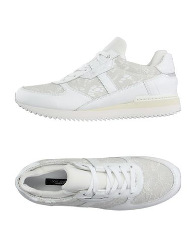 Dolce & Gabbana Sneakers In White