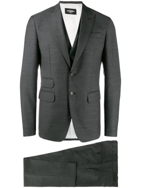 Dsquared2 Formal Suit - Grey