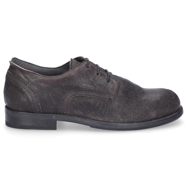 Fiorentini + Baker Lace Up Shoes Gumy In Black