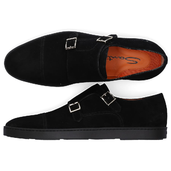 Santoni Sneakers Black