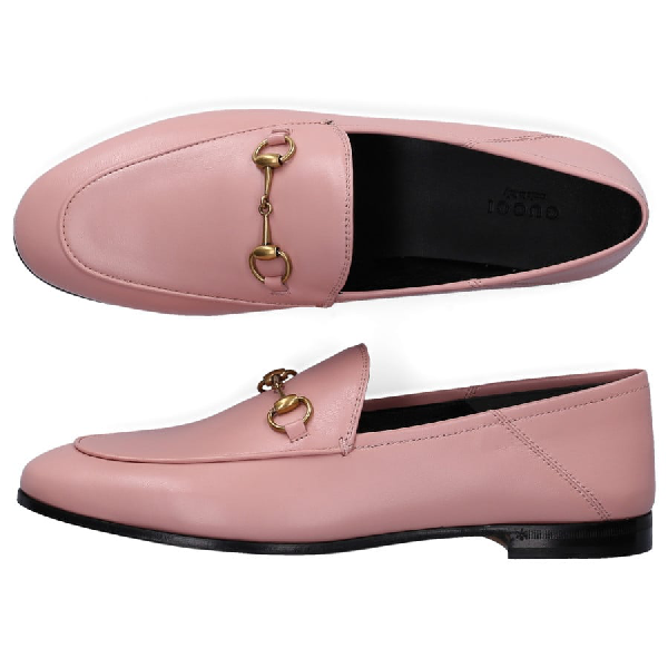 Gucci Slip On Shoes Dlc00 In Pink