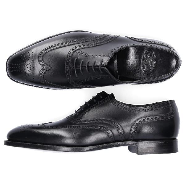 Crockett & Jones Business Shoes Budapester Cliford In Black