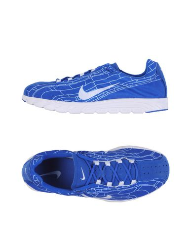 Nike Sneakers In Blue