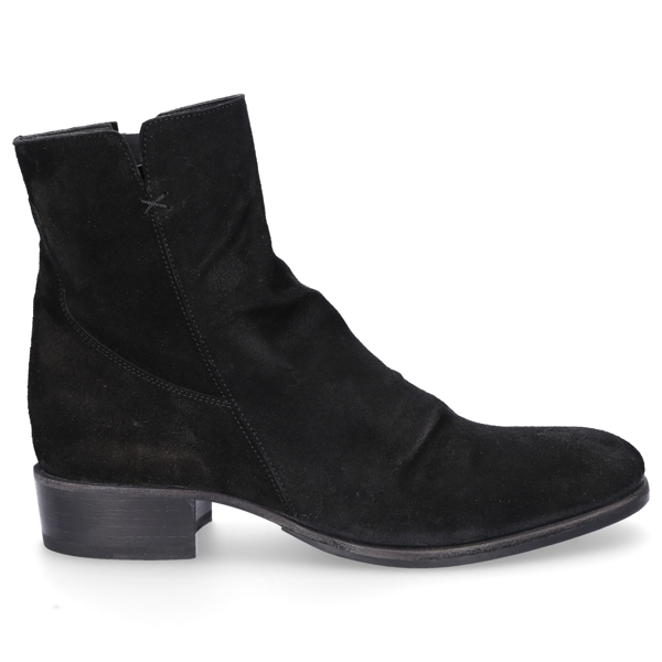 Fiorentini + Baker Ankle Boots Cohen-17 In Black