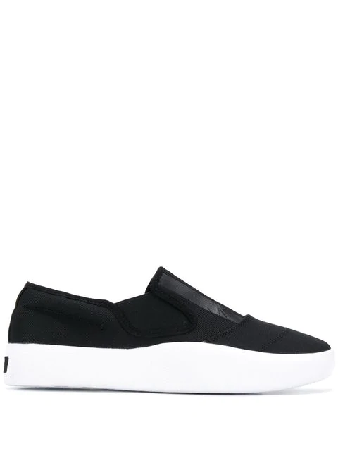 Y-3 Low-Top Sneakers Tangutsu  Nylon Logo Black