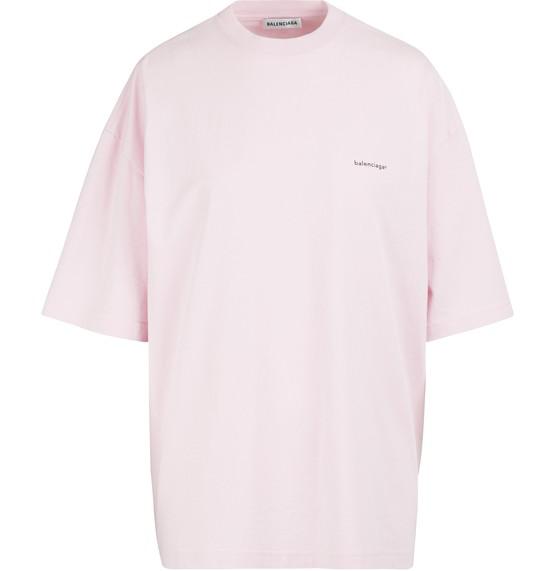 Balenciaga Copyright Oversized T-shirt In 2014