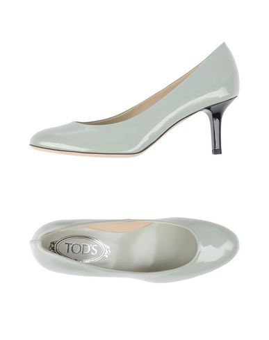 Tod's Pumps In Light Green