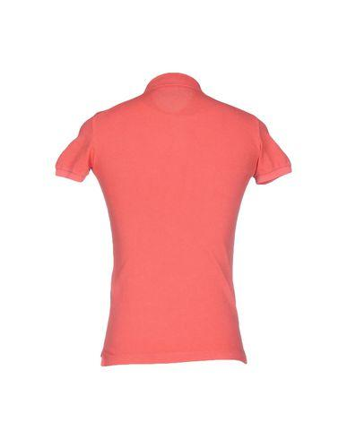 Dsquared2 Polo Shirt In Coral