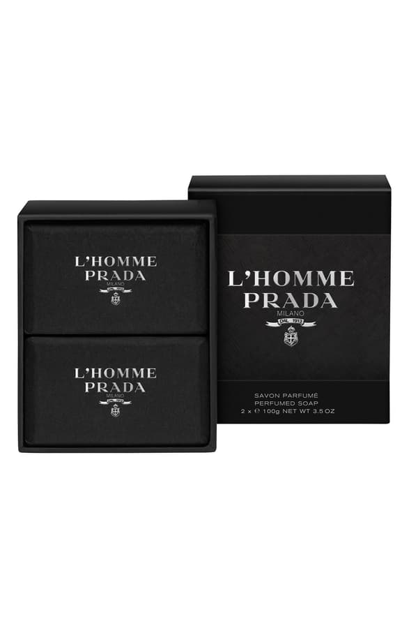 Prada Perfumed Soap