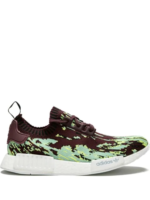 new styles f9fa1 29542 Nmd R1 Pk Sneakers in Brown