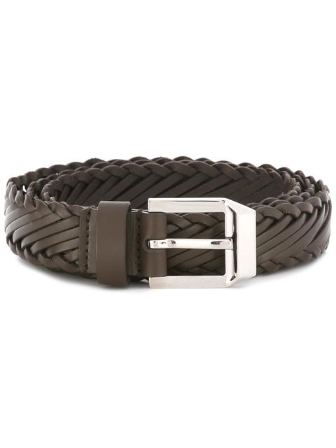 Givenchy Pyramidal Buckle Belt