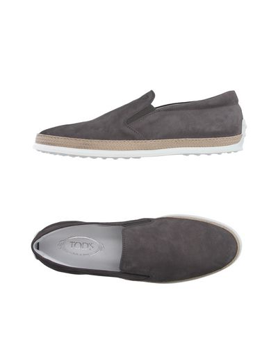 Tod's Sneakers In Grey