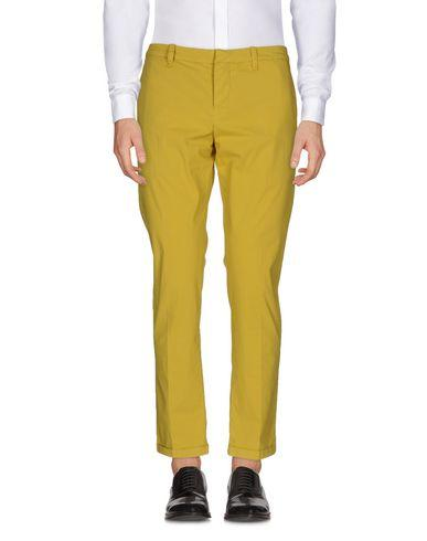 Dondup Casual Pants In Ocher
