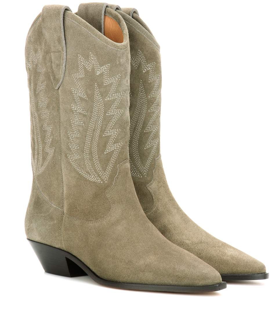 178cf664f1b Étoile 'Dallin' Cowboy Boots in Taupe