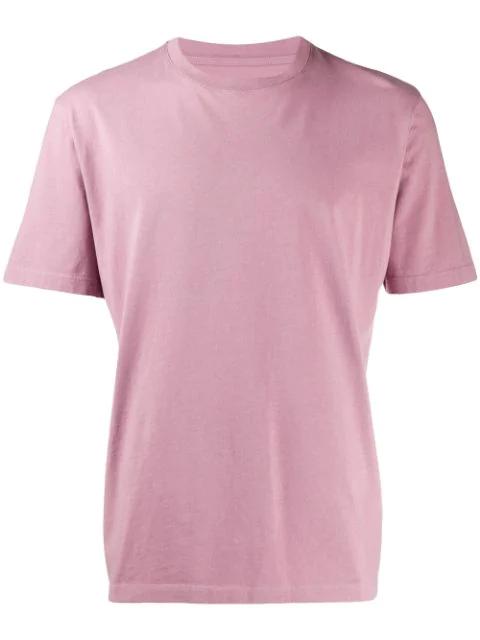Maison Margiela Classic T-shirt In 225 Pink
