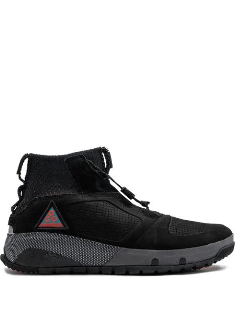 Nike Acg Ruckel Ridge Sneakers In Black