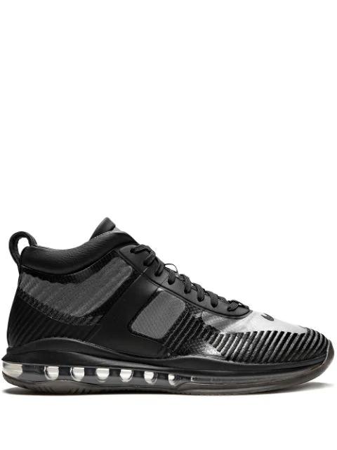 Nike Black Lebron James X John Elliott Edition Icon Qs Sneakers