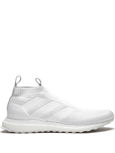 well known new appearance speical offer Adidas Originals A16+ Ultraboost Sneakers In Ftwwht/ftwwht/ftwwht ...