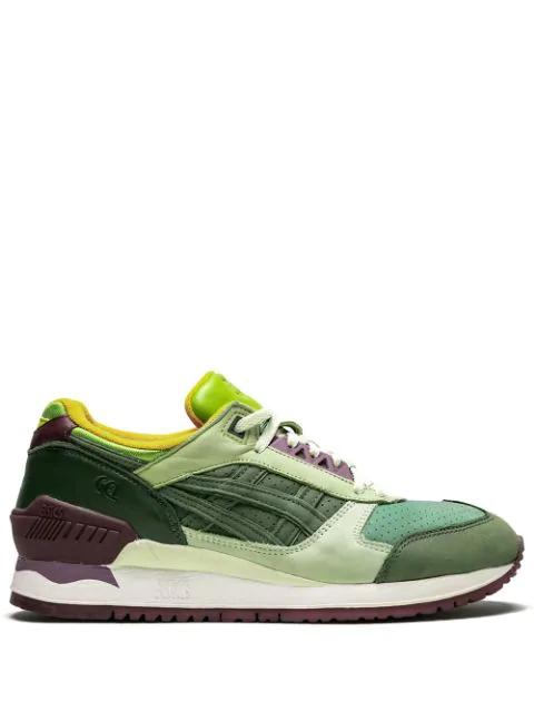 pas mal c1c6e cda00 Asics Gel-Respector Sneakers - Green