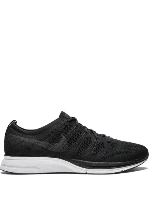 Nike Flyknit Sneakers In Black