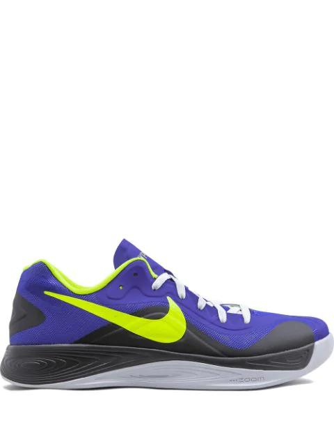 nowe niższe ceny odebrane gorąca sprzedaż online Nike Hyperfuse Low Sneakers - Blue