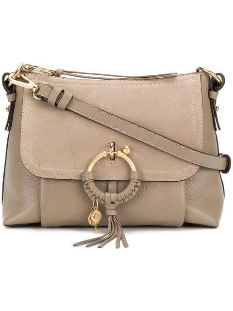 See By ChloÉ Joan Crossbody Bag In Neutrals