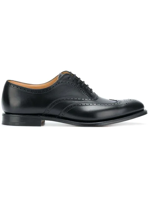 Church's 'Berlin' Leather Brogue Oxfords In F0Aab