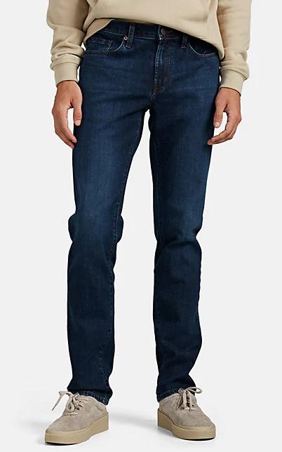 J Brand 'Kane' Straight Leg Jeans In Blue