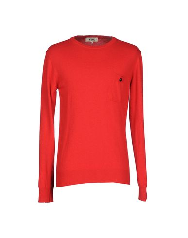 Ymc You Must Create Sweater In Red