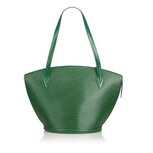 Louis Vuitton Green Shoulder Bag