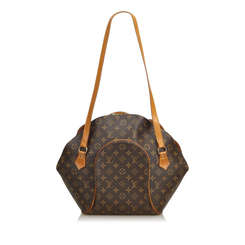 Louis Vuitton Brown Shoulder Bag
