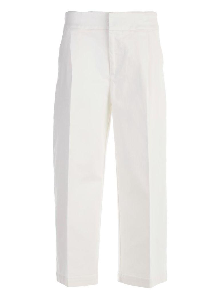 Marni Pantalone In 00wstone White