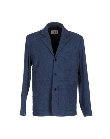 Ymc You Must Create Blazer In Dark Blue