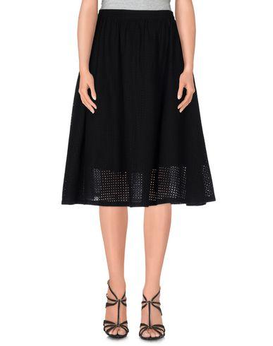 Ymc You Must Create Knee Length Skirts In Black