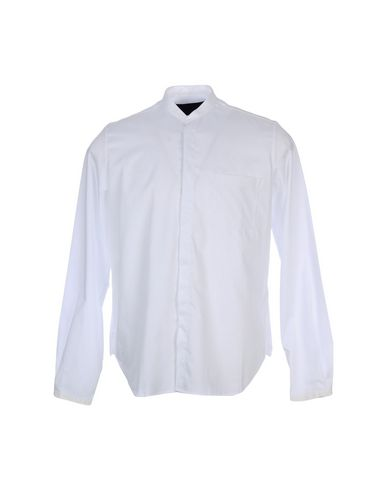 Juun.j Solid Color Shirt In White