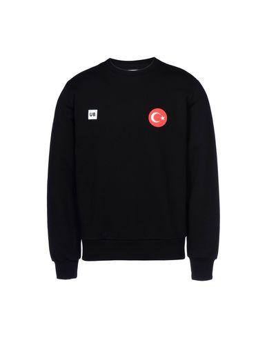 Umit Benan Sweatshirts In Black