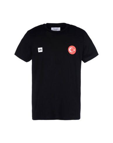 Umit Benan T-shirt In Black