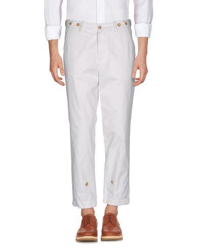 Umit Benan Casual Pants In White