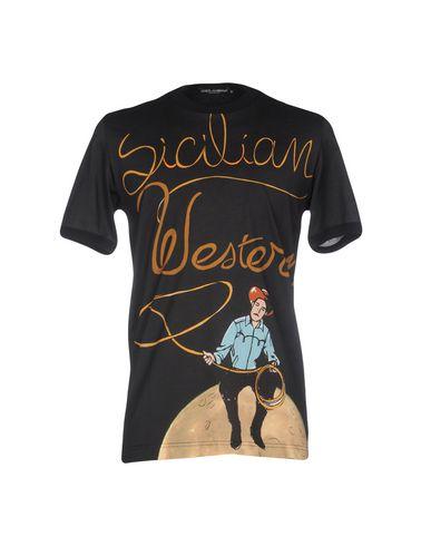 Dolce & Gabbana T-shirt In Black