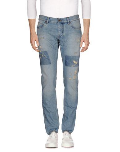 Dolce & Gabbana Jeans In Blue