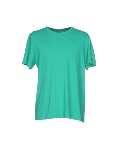 Champion T-shirts In Green