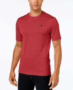 Champion Men's Vapor Performance T-shirt In Scarlet