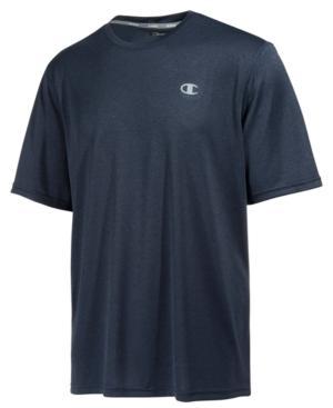 Champion Men's Vapor Performance T-shirt In Navy Heather