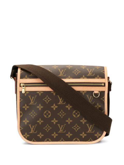Messenger Bosp Pm Shoulder Bag In Brown