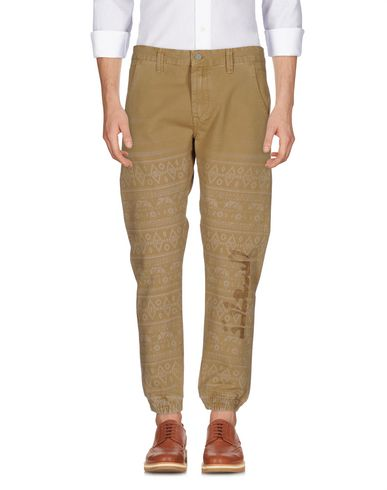 Happiness Casual Pants In Beige