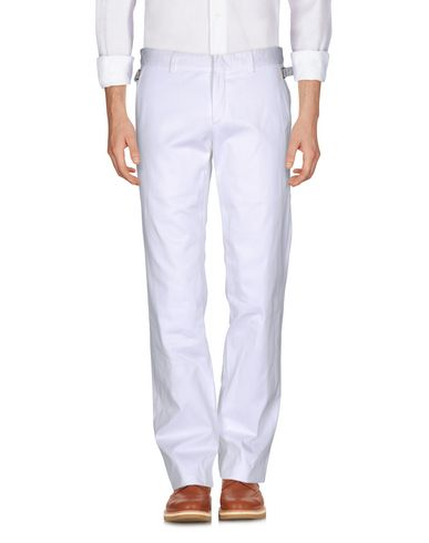 Gucci Casual Pants In 화이트