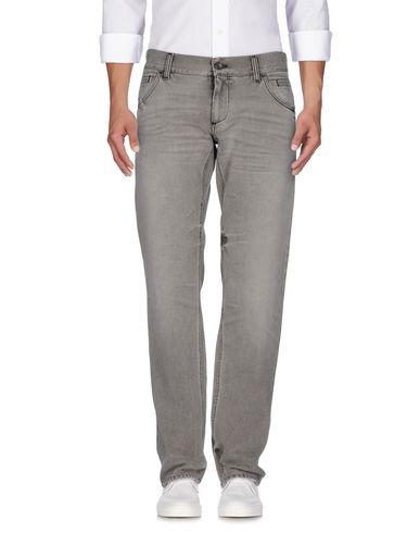 Dolce & Gabbana Jeans In Lead