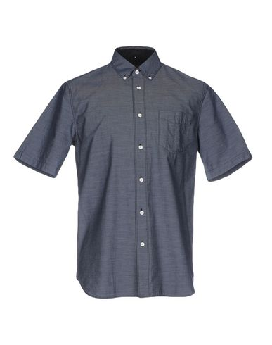 Rag & Bone Shirts In Dark Blue