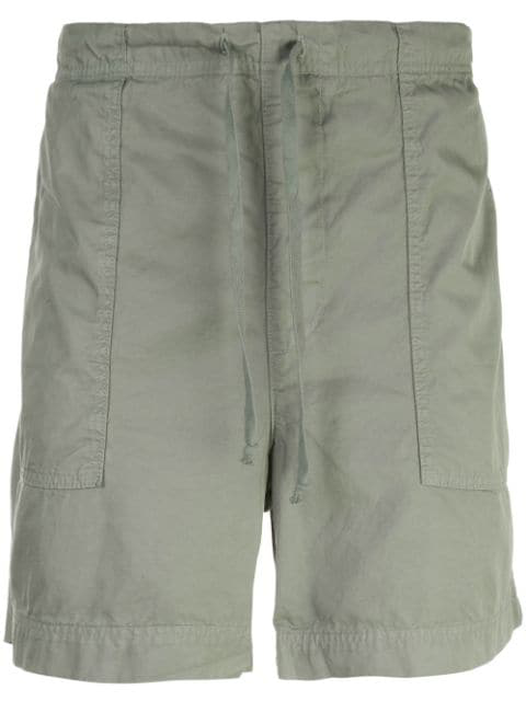 Save Khaki United Twill Bermuda Shorts In Green