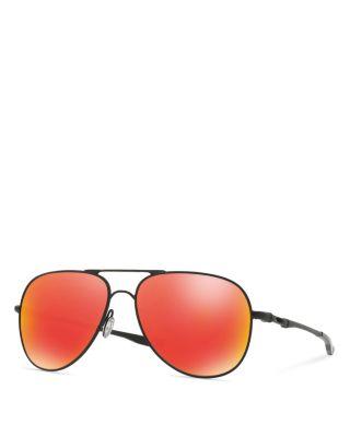 Oakley Elmont M & L Sunglasses, 64mm In Black